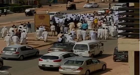 مظاهرات غاضبة في السودان رفضًا للقاء «البرهان ونتنياهو»