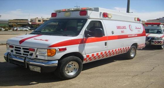 إصابة 5 طالبات في حادث حافلة مدرسية بالخبر