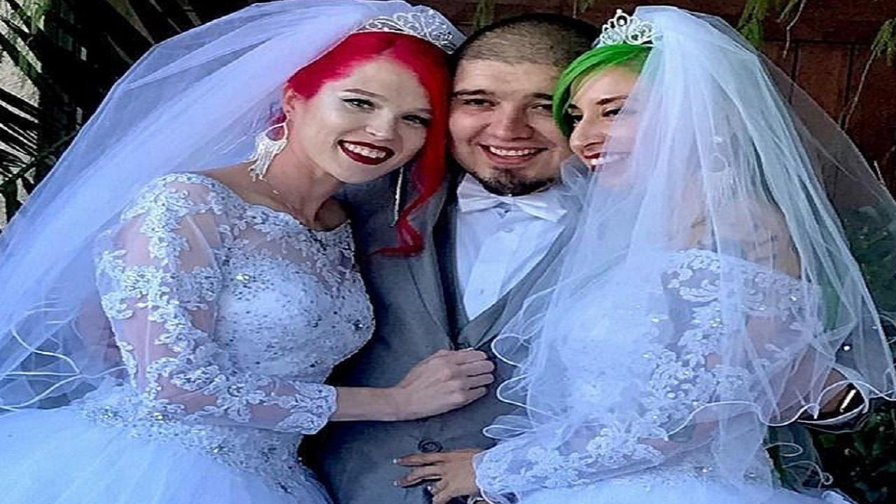 بالصور.. شاب يتزوج من فتاتين في ليلة واحدة ويكشف عن دافعه الغريب
