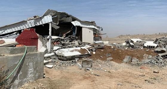 بلدية خميس مشيط تستعيد 600,000 م٢ من الأراضي الحكومية التي تم التعدي عليها