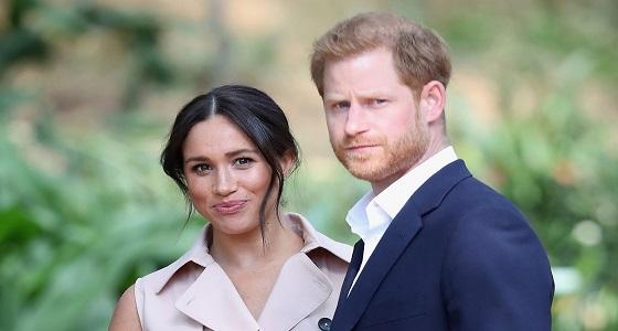 زوجة الأمير هاري تستفز ملكة بريطانيا بعلامة تجارية