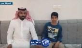 بالفيديو..رسالة والد طفل أصيب برصاصة طائشة إلى الجهات المسؤولة