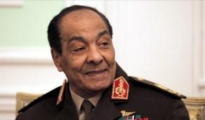 المشير محمد حسين طنطاوي في العناية المركزة