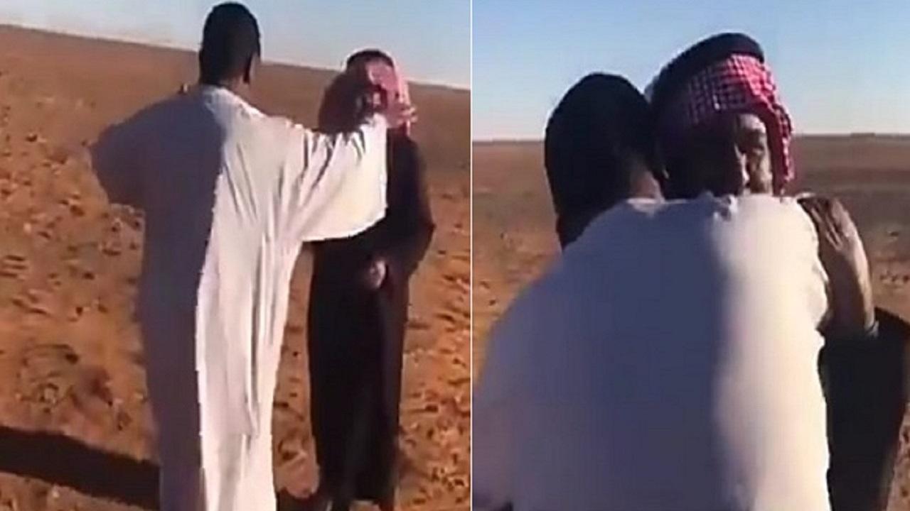بالفيديو.. سوداني يزور مواطن عمل عنده قبل 32 عام ويبكي بحرقة