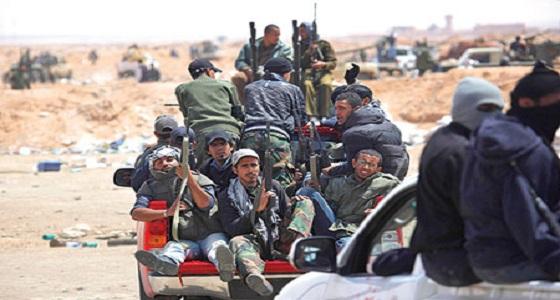 ليبيا تحتوي على أكبر مخزون من الأسلحة غير الخاضعة للرقابة