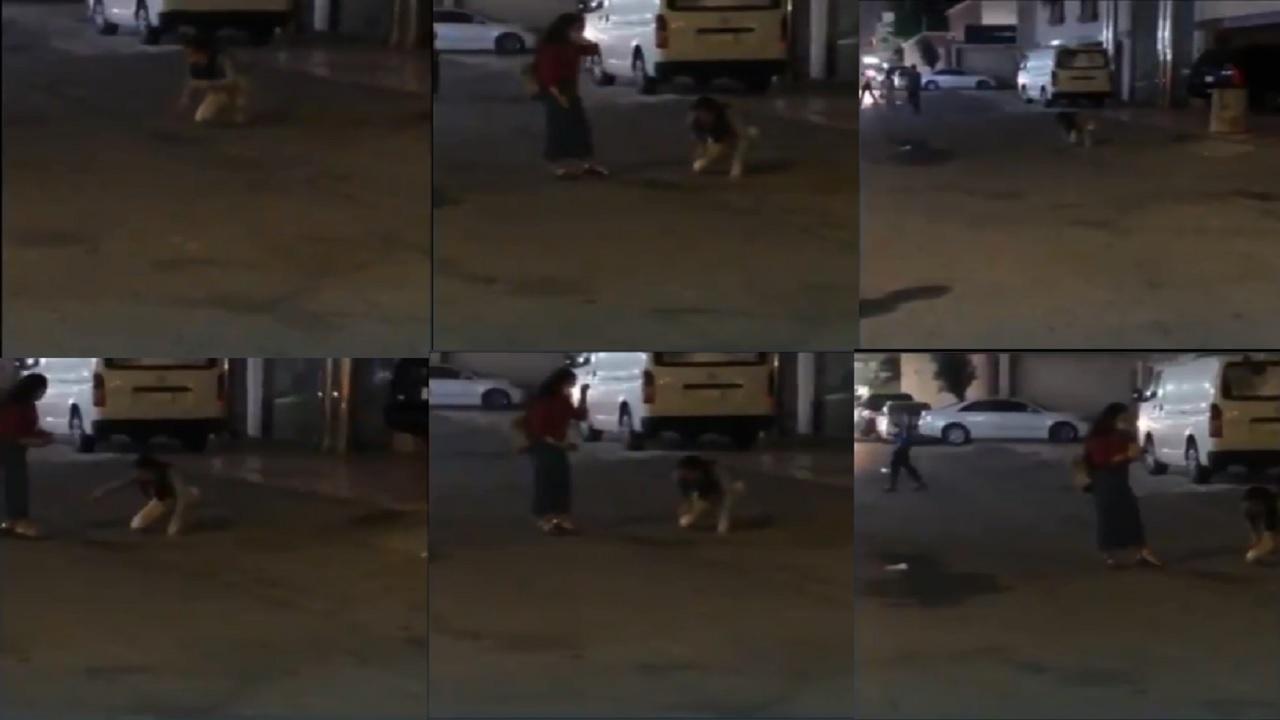 كشف حقيقة الفيديو المتداول لإصابة مقيمة صينية بكورونا في جدة