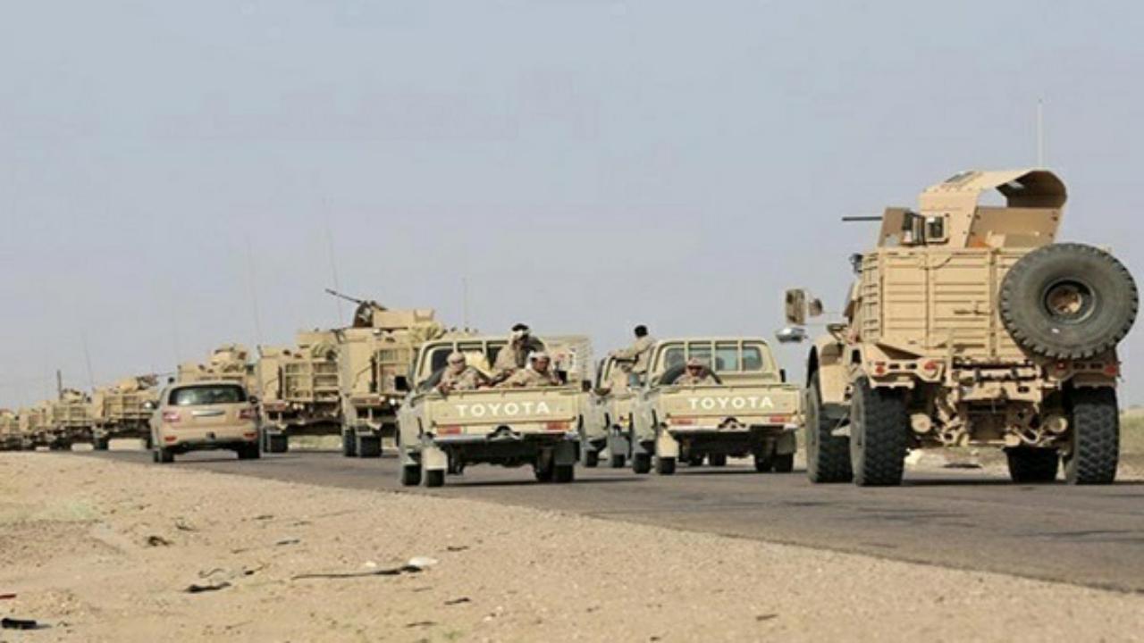 بالفيديو.. تصدي القوات المشتركة لهجوم مليشيات الحوثي في الجبلية