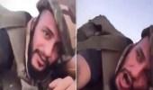 """بالفيديو..عنصر من ميليشيا حزب الله قبل مصرعه بقصف تركي: """" حصدونا حصد """""""