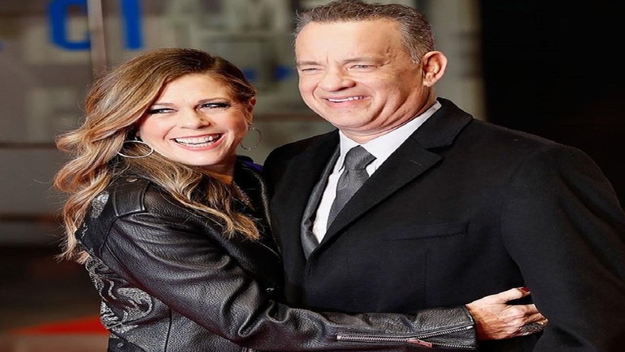 """"""" كورونا """" يصيب الممثل العالمي توم هانكس وزوجته"""