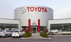 «تويوتا» تُمدد تعليق العمل بمصانعها في أوروبا