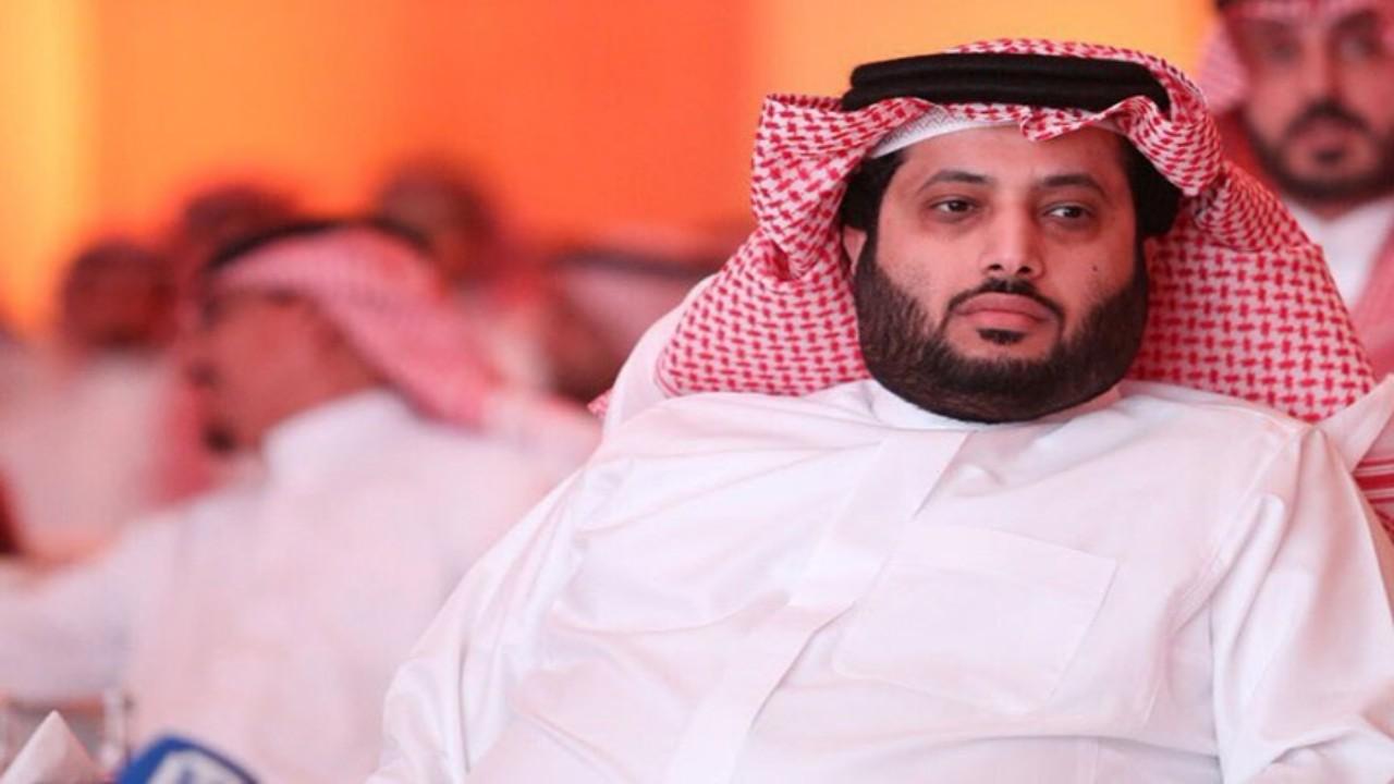 تركي آل الشيخ يثير القلق حول حالته: يا رب ارحم ضعفي