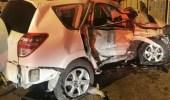 إصابة شخصين في حادث مروري بمكة