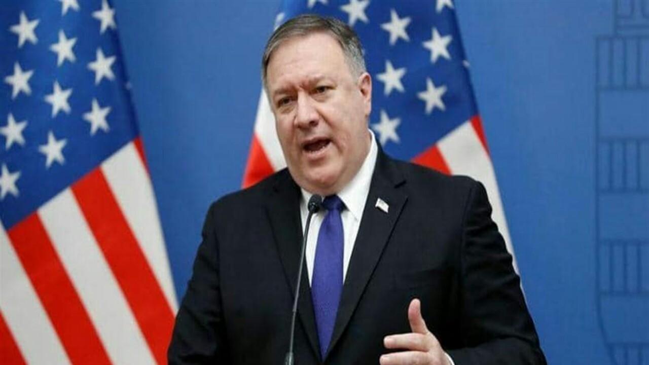 """"""" بومبيو """" يتهم الصين بتضليل دول السبع بشأن الوباء القاتل"""