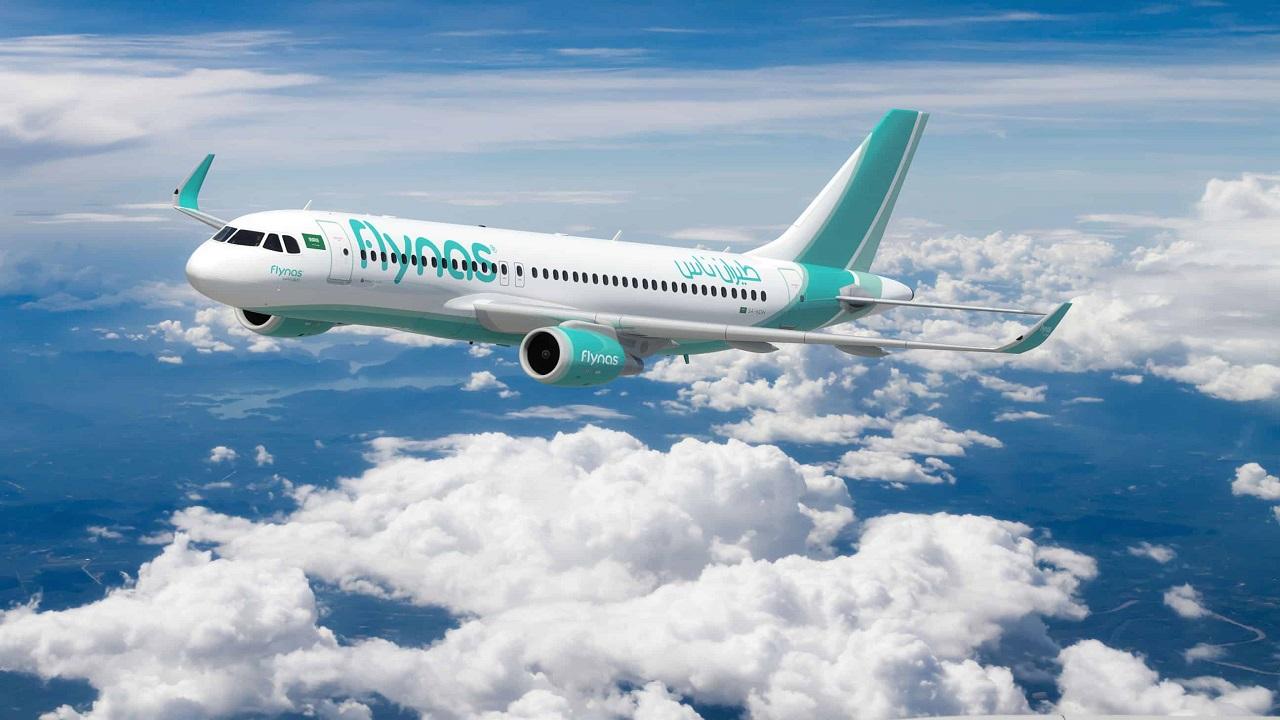 «طيران ناس» يعلن إطلاق رحلات مباشرة بين الرياض ونجران