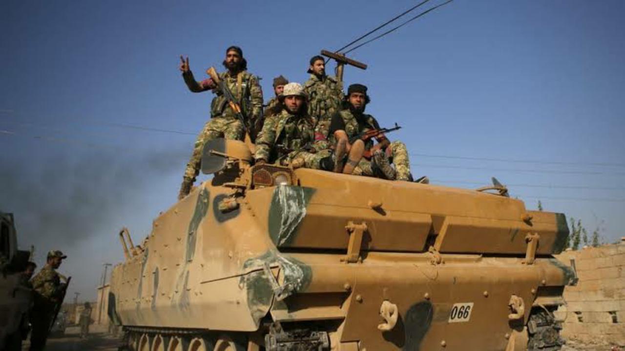 أتباع تركيا يواصلون جرائمهم في شمال سوريا