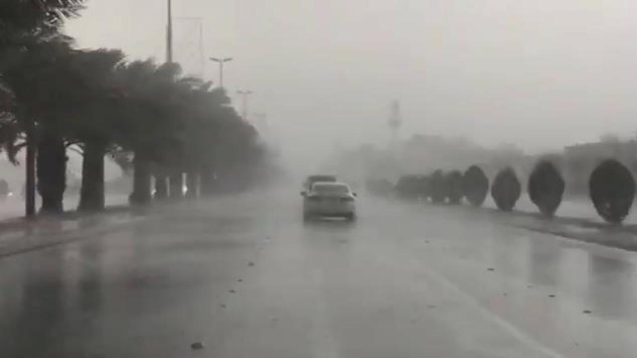 مدني المدينة المنورة يحذر من التقلبات الجوية على المنطقة
