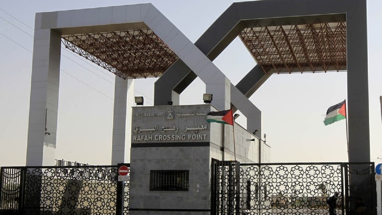 السلطات المصرية تغلق معبر رفح في كلا الاتجاهين