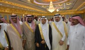 شيخ شمل المسارحة يحتفل بزوج أبنه ( أحمد ) بحضور محافظ المسارحة
