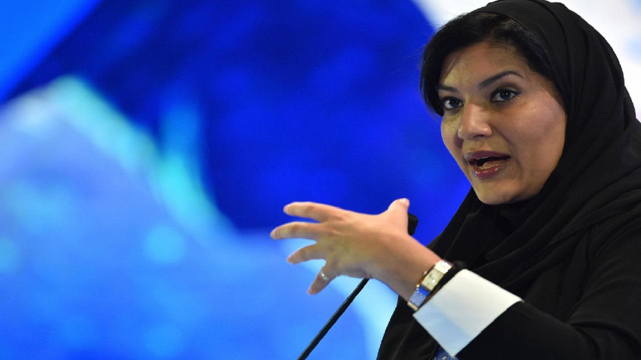 ريما بنت بندر: المملكة تسعى للاعتماد على مصادر الطاقة المتجددة