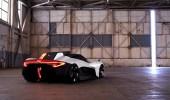 بالفيديو.. شركة بريطانية تزيح الستار عن سيارة كهربائية بمواصفات خيالية