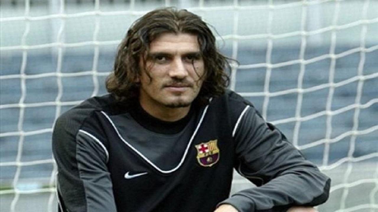 تدهور حالة لاعب برشلونة روشتو رتشبر بعد إصابته بالوباء
