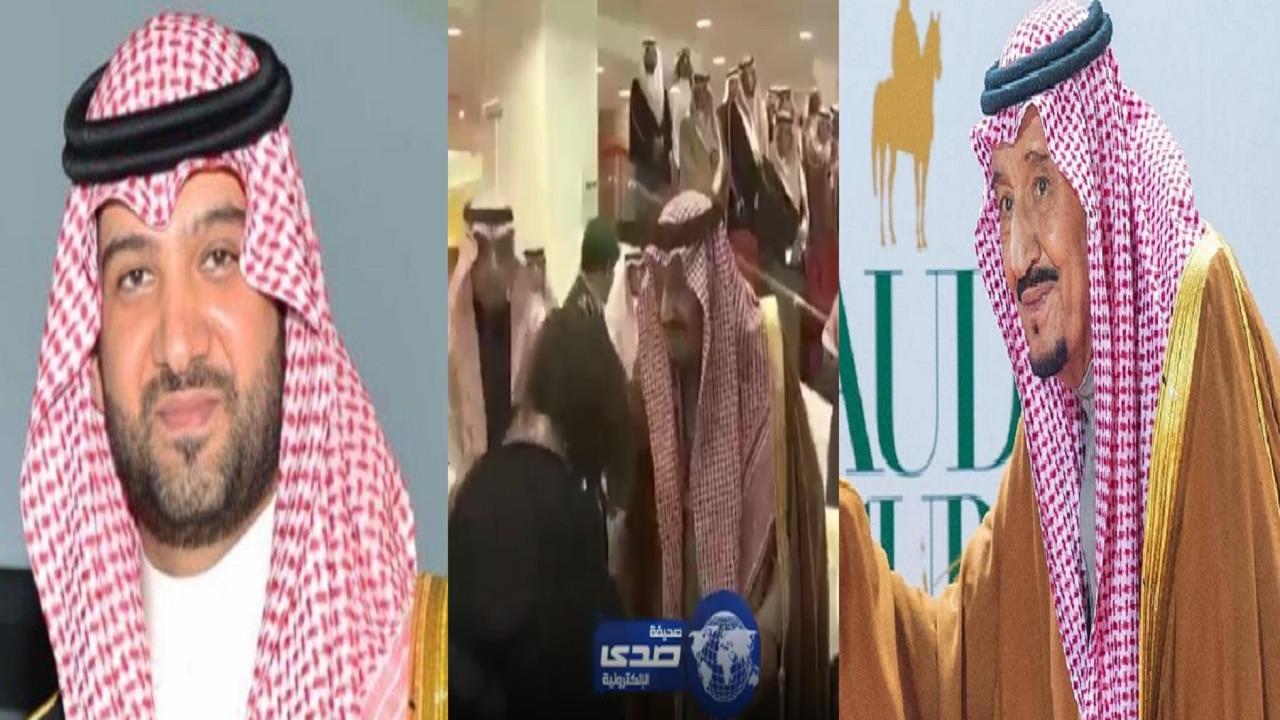 الأمير سطام: من يجهل عاداتنا سيجهل تصرُّف خادم الحرمين مع سارة الفهد الصباح (فيديو)