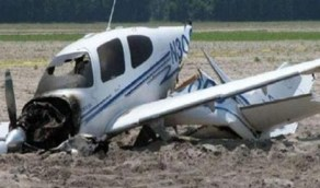 بالفيديو.. مصرع 8 أشخاص في حادث تحطم طائرة بالفلبين