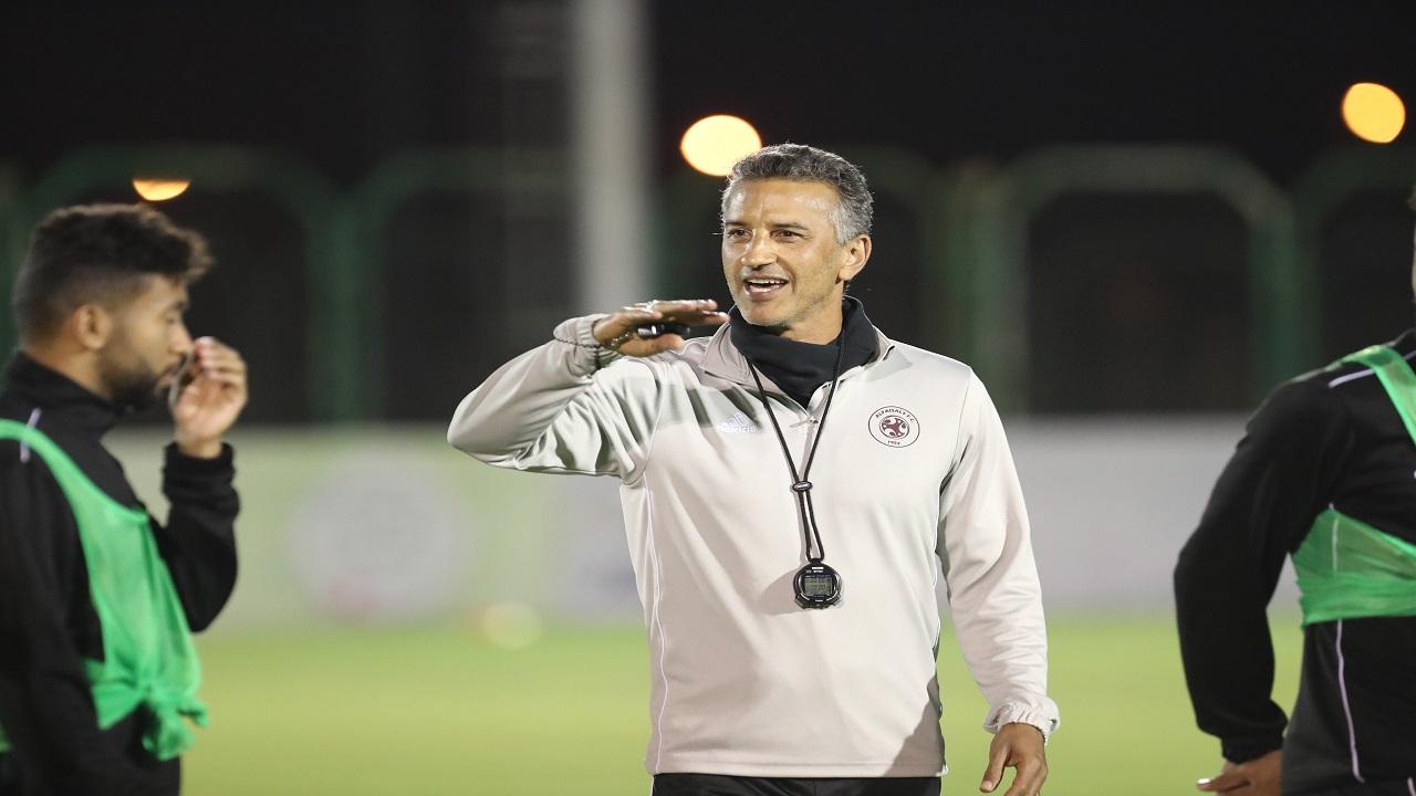 مدرب الفيصلي: سنناضل بجد من أجل البطولة الآسيوية