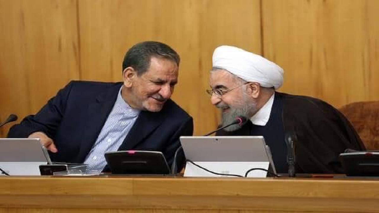 إصابة نائب الرئيس الإيراني إسحاق جهانغيري بكورونا