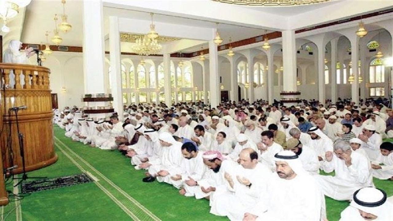 تحديد 8 مساجد لإقامة صلاة الجمعة في عفيف