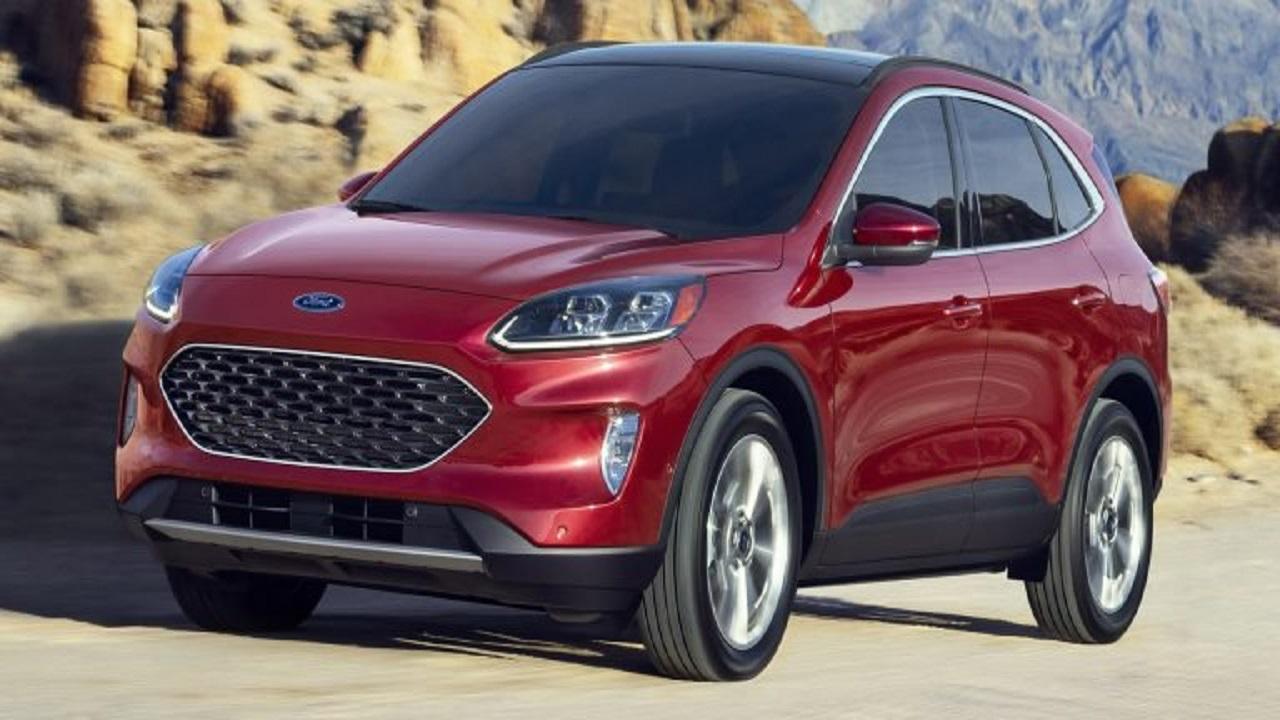 عرض شراء مميز للسيارة المذهلة فورد إسكيب 2020