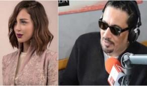 شاعر مصري: بسمة بوسيل أقامت في منزل تامر حسني قبل زواجهما
