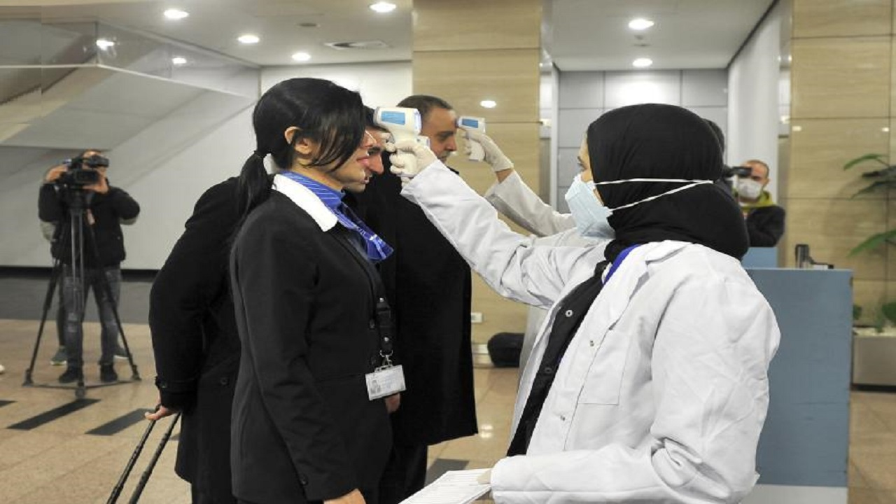 مصر: 59 إصابة بفيروس كورونا