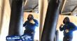 بالفيديو.. ملاكم يلقى جزاؤه بعد تحريضه الرجال لضرب زوجاتهن أثناء العزل
