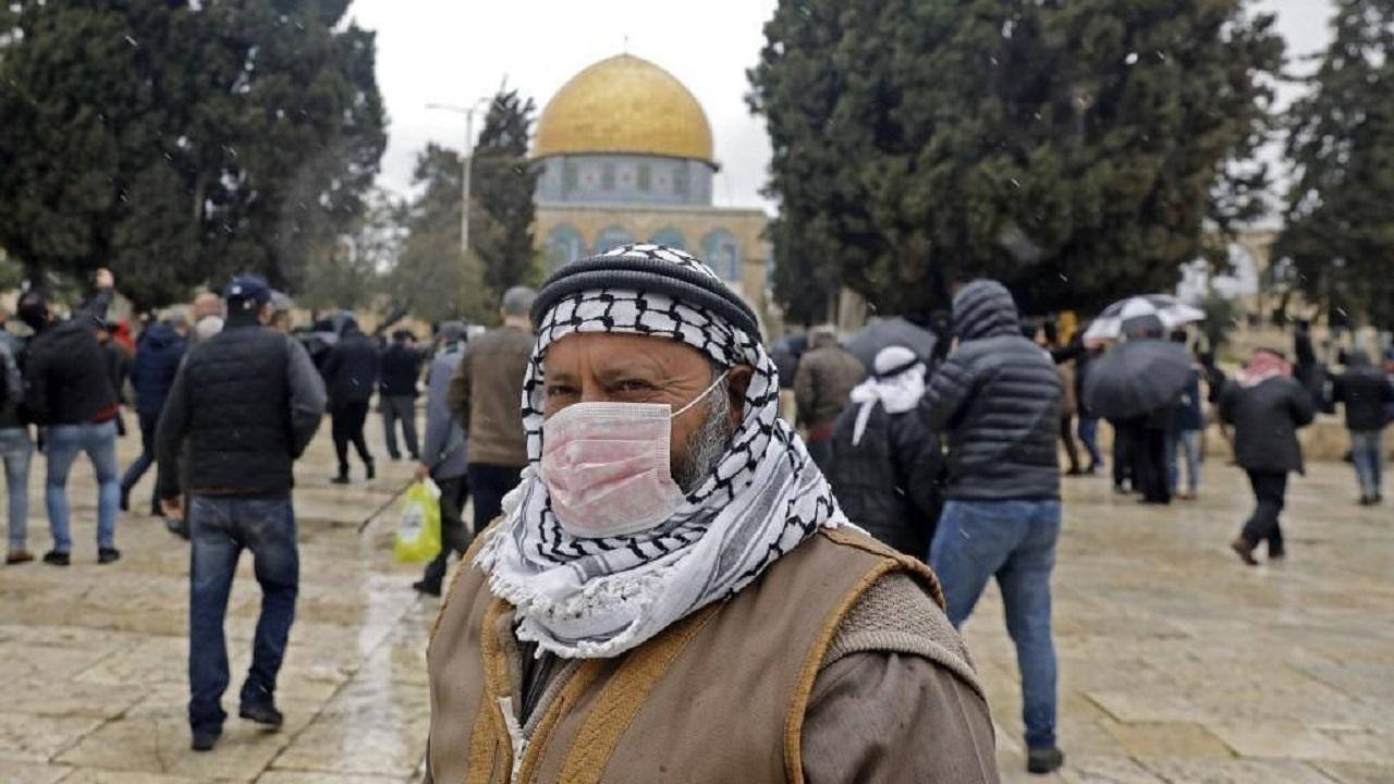 """"""" الحالة الأولى من نوعها """" رضيعة فلسطينية تصاب بفيروس كورونا"""