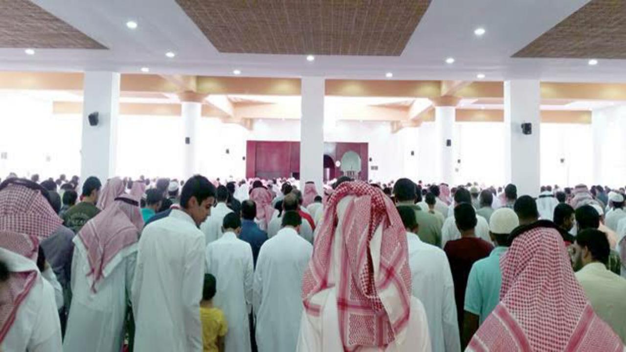 مساجد حوطة سدير تعلن عن المساجد المخصصة لصلاة الجمعة