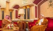 الأمير خالد بن سلمان يكشف تفاصيل لقائه بسلطان عمان