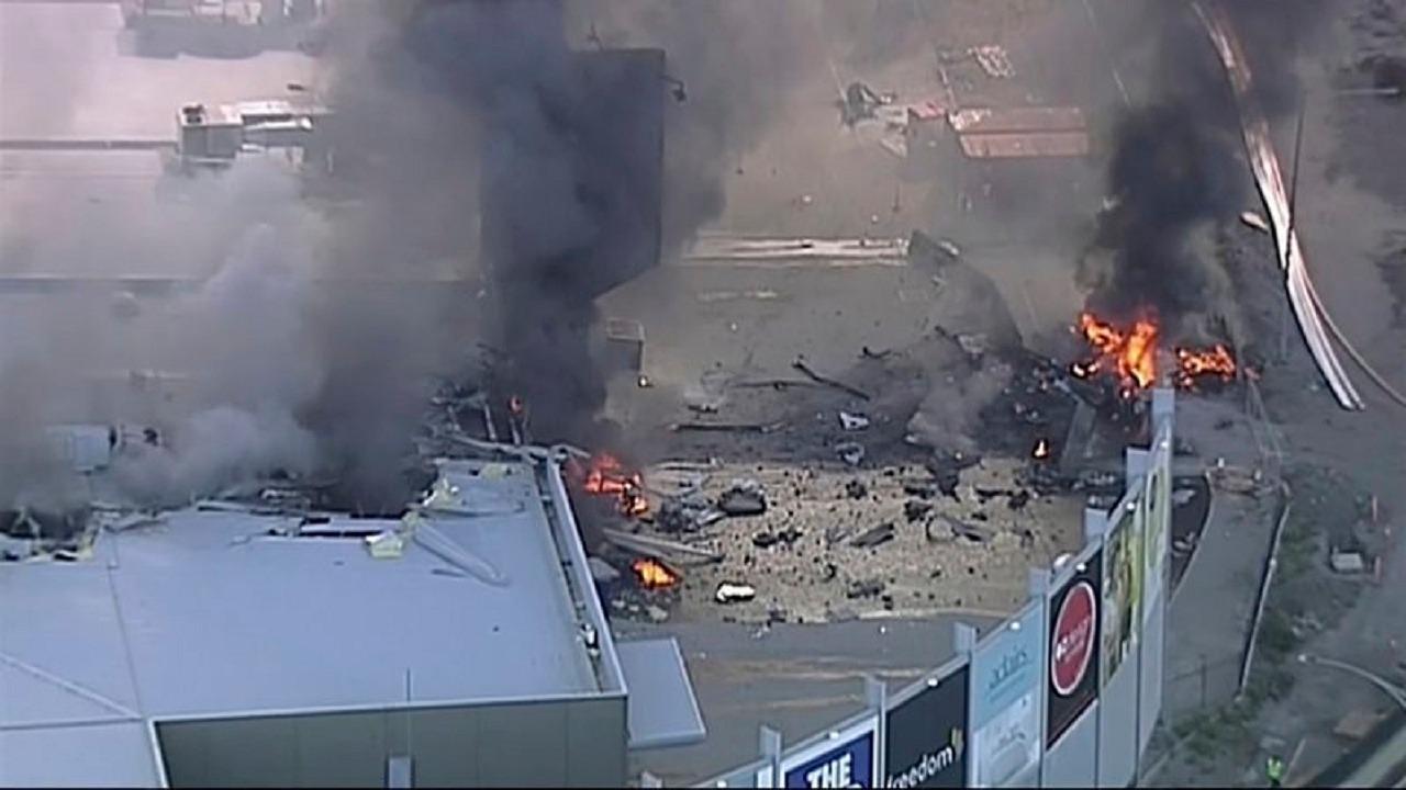 مصرع 5 أستراليين في تحطم مأساوي لطائرة خفيفة