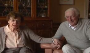 بالفيديو..زوجان مسنان ينتصران على كورونا بأعجوبة