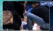 شاهد.. وفاة طفلة بعد سقوطها من الدور الرابع في مول تجاري بحي سلطانة بالرياض