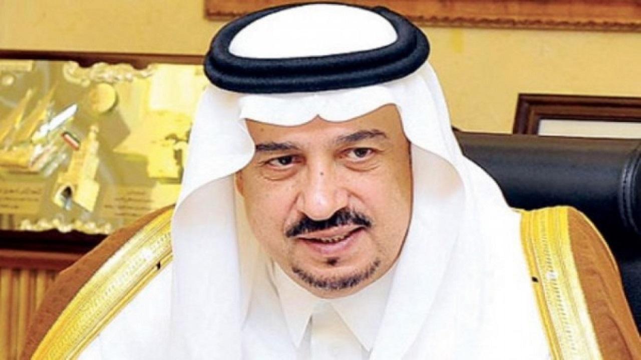 أمير الرياض يوجه بإجراءات وقائية من كورونا بأجهزة الصراف الآلي