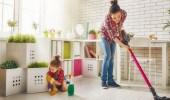 عدد السعرات الحرارية التي يحرقها جسمك في المهام المنزلية أثناء العزل