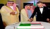 سمو أمير منطقة الرياض يشرف حفل سفارة جمهورية بلغاريا لدى المملكة