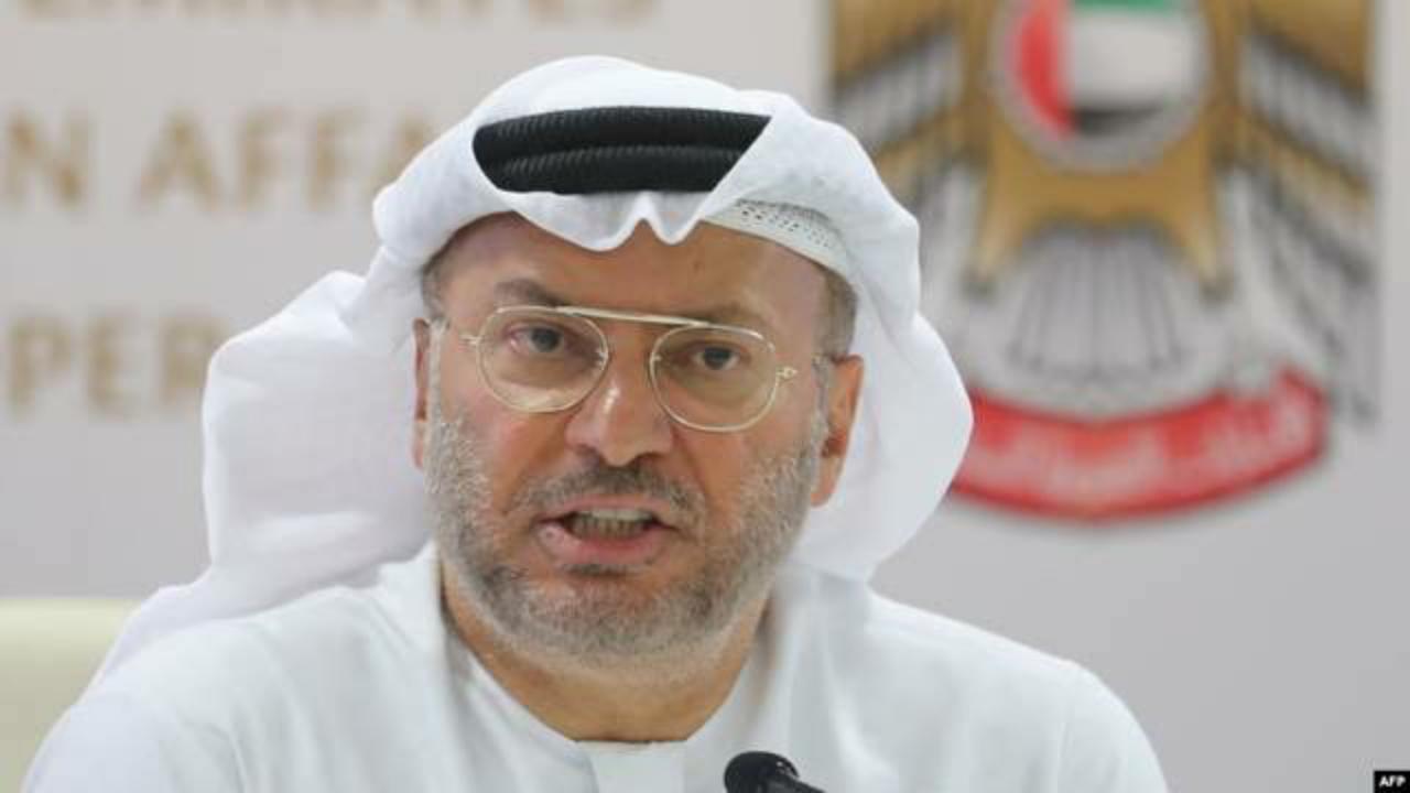 وزير الخارجية الإماراتي يشيد بجهود المملكة لتطبيق اتفاق الرياض