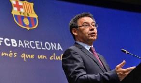رئيس نادي برشلونة عن ضم لاوتارو مارتينيز: لا يمكنني التحدث عن أسماء