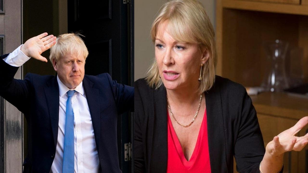 رئيس الوزراء البريطاني في خطر بعد إصابة وزيرة الصحة بكورونا
