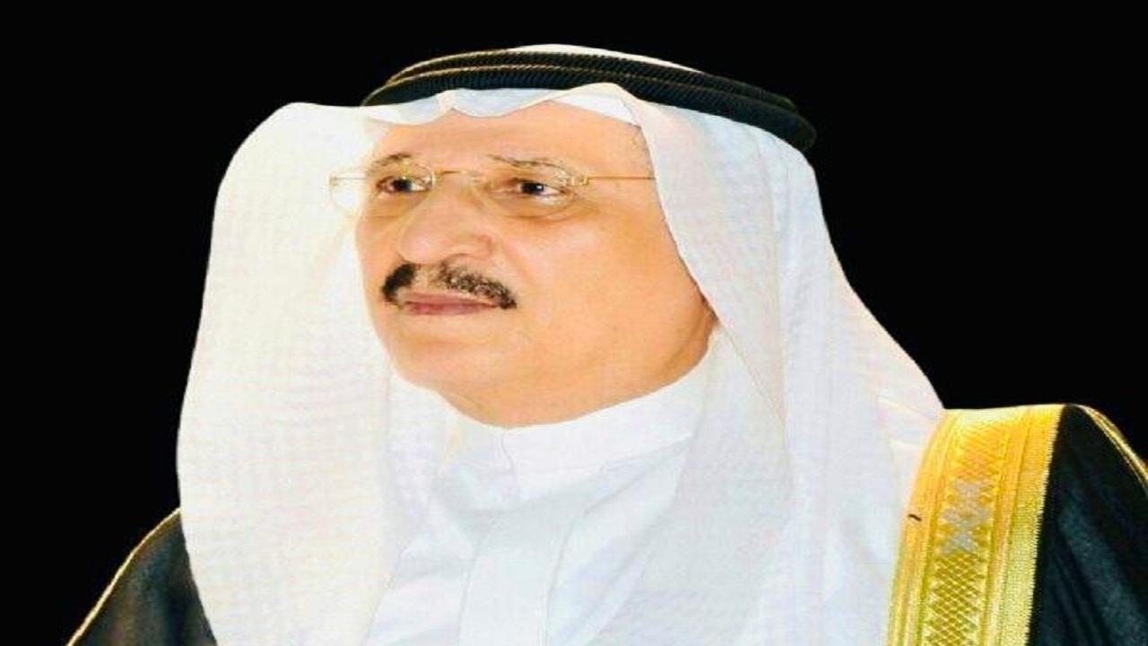 أمير جازان يعزي بوفاة الأمير عبدالعزيز بن عبدالله بن فرحان