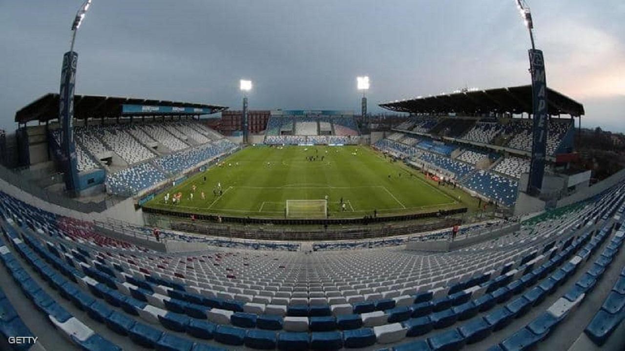إيقاف الدوري الإيطالي رسميا
