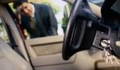 الجل المعقم يستخدم لفتح السيارة بسهولة