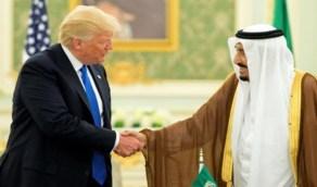 ترامب: أجريت حديثا هاما مع خادم الحرمين الشريفين حول النفط